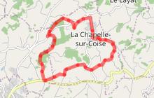 Circuit de randonnée : Tour de la Chapelle sur Coise