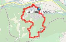 LA ROQUE D'ANTHÉRON - Parcours nature entre garrigue et pinèdes