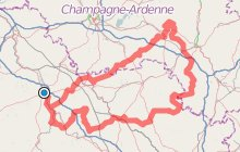 Entre Bourgogne et Champagne