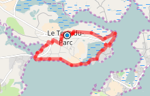 Pencadénic - Le Tour-du-Parc (officiel)