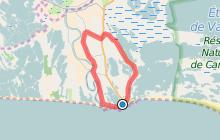 Autour des Saintes-Maries-de-la-Mer