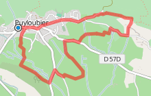 Le sentier des vignerons de Puyloubier