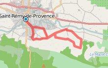 La Via Domitia à St Rémy de Provence