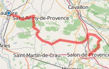 De Tarascon à Salon-de-Provence
