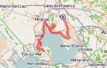 De Lan�on-de-Provence � Saint-Mitre-les-Remparts
