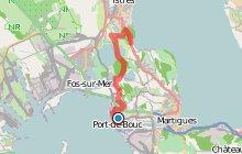 Sur les pas du GR2013 : de Port de Bouc au Ranquet