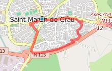 Saint-Martin-de-Crau : entre quiétude et sites de caractère