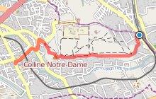 GR2013 : De la gare du Pas des Lanciers � Marignane