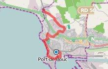 GR2013 : De Port de Bouc à la Mérindole
