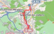 GR2013 : De Plan de Campagne à St Antoine