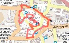 Lambesc : Parcours du Patrimoine