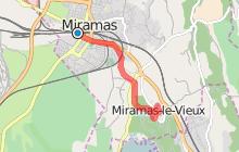 Miramas : Entre rail et sites d'exception