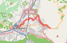 GR2013 : D'Aubagne à Gémenos