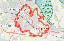 Circuit VTT N° 20 - Saint-Brieuc - Rouge-