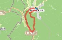 Circuit de la Priorale - Pays des 2 Sarres