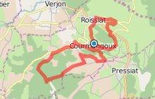 Circuit n� 106 � Sentier de Bresse �