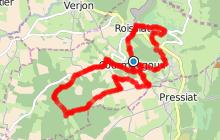 Circuit n° 106 « Sentier de Bresse »