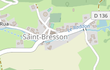 Circuit VTT n°44 - Les grandes fontaines - Saint-Bresson - Vosges du sud