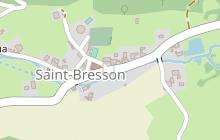 Circuit VTT n°43 - Les Peugueux - Saint-Bresson - Vosges du sud