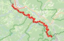 GR®7 Est-Ouest en Haute-Saône - Vosges du sud