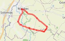 Lomagne PR2 - Circuit du foie gras