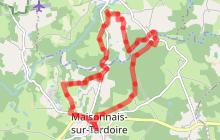 Circuit du château de Lavauguyon