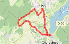Rando pédestre : Sur la trace des Chartreux