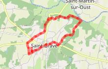 Circuit de l'Ecluse, Saint Gravé