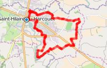 Circuit n° 3  Entre Deux Vallées