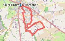 Circuit n° 2  -  Du Massif Armoricain aux portes du Parc Normandie-Bretagne