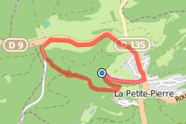 Circuit du Rocher Blanc