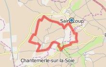 Circuit 8 St-Loup Les Petites Rivi�res