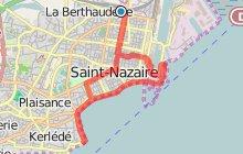 Boucle Loire à vélo - Saint-Nazaire
