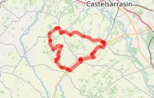 Lomagne V2 - Circuit des vallons