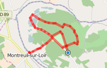 Sentier d'interprétation de la Boucle du Loir