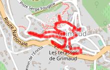 Circuit Historique de Grimaud