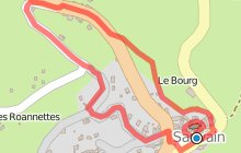 Sauvain - Autour du Bourg