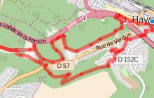 Circuit Val de Fensch Tourisme - La Mine de Fer de Neufchef
