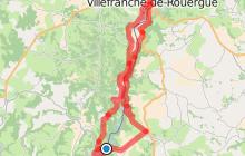 Itinéraire Cyclo / Sur les traces de Malraux