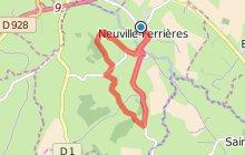 Vers les Bois de Neuville-Ferrières