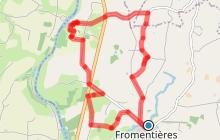 Grand Circuit de Fromentières / du bourgneuf / Saint-Germain.