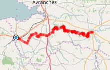Road book entre 2 Stations Vertes du Pays de la Baie du Mont-Saint Michel