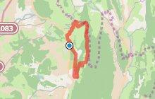 """Circuit n�10 """"Tour du Mont Myon"""" : Pressiat-Cuisiat"""