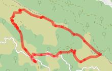 Randonnée La Boucle du Circaète