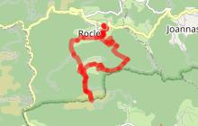Randonnée la tour de Brison - Rocles