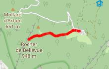 Chemin du Belvédère