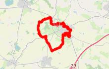 Sentier des coquelicots (grande boucle)