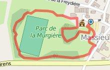 Sentier botanique du parc de la Murgiere