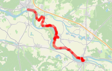 La Loire à vélo - Sully-sur-Loire / Châteauneuf-sur-Loire