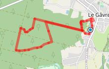 Circuit du Chêne de la Messe - LE GÂVRE